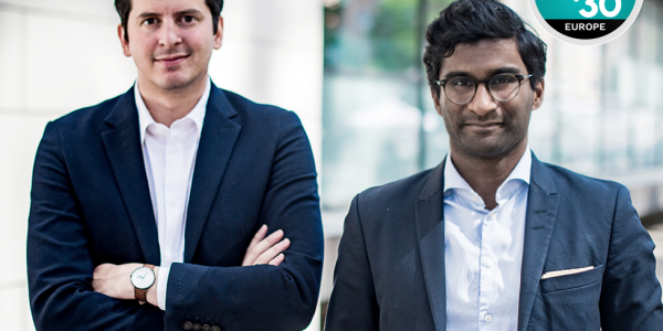 Nordgreen's strong start results in election to the prestigious Forbes 30 Under 30 list