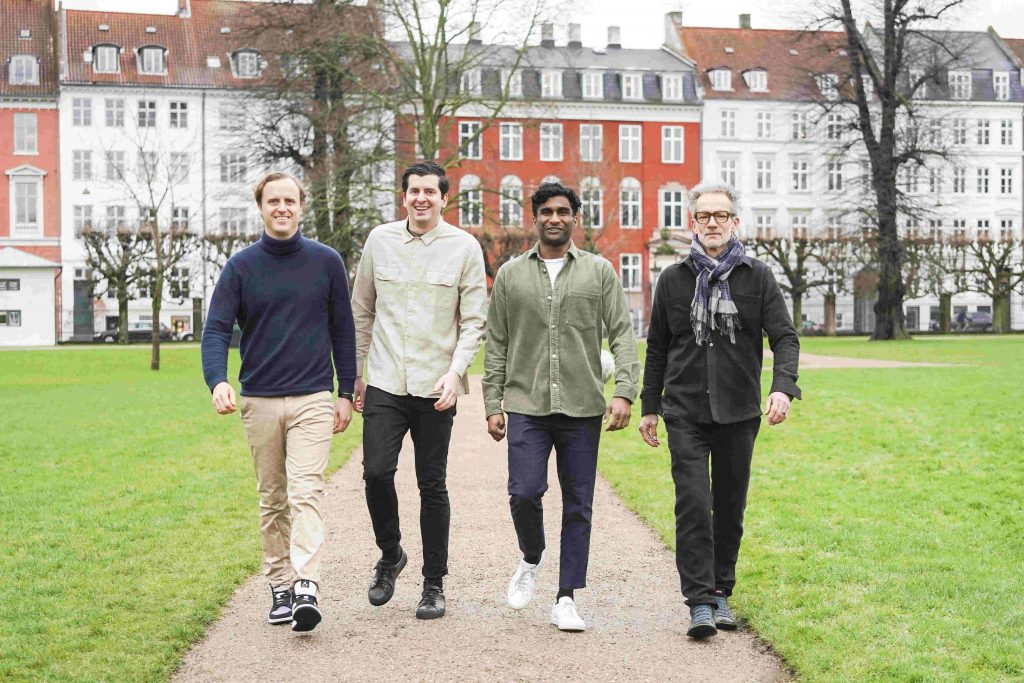 Christian Arnstedt, Vasilij Brandt, Pascar Sivam, Jakob Wagner - Nordgreen - Blazar Capital - 2021
